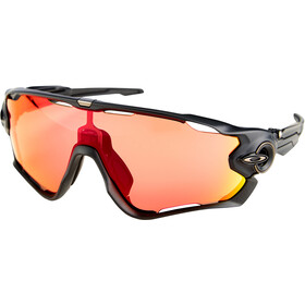 Oakley Jawbreaker Sunglasses matte black/prizm trail torch